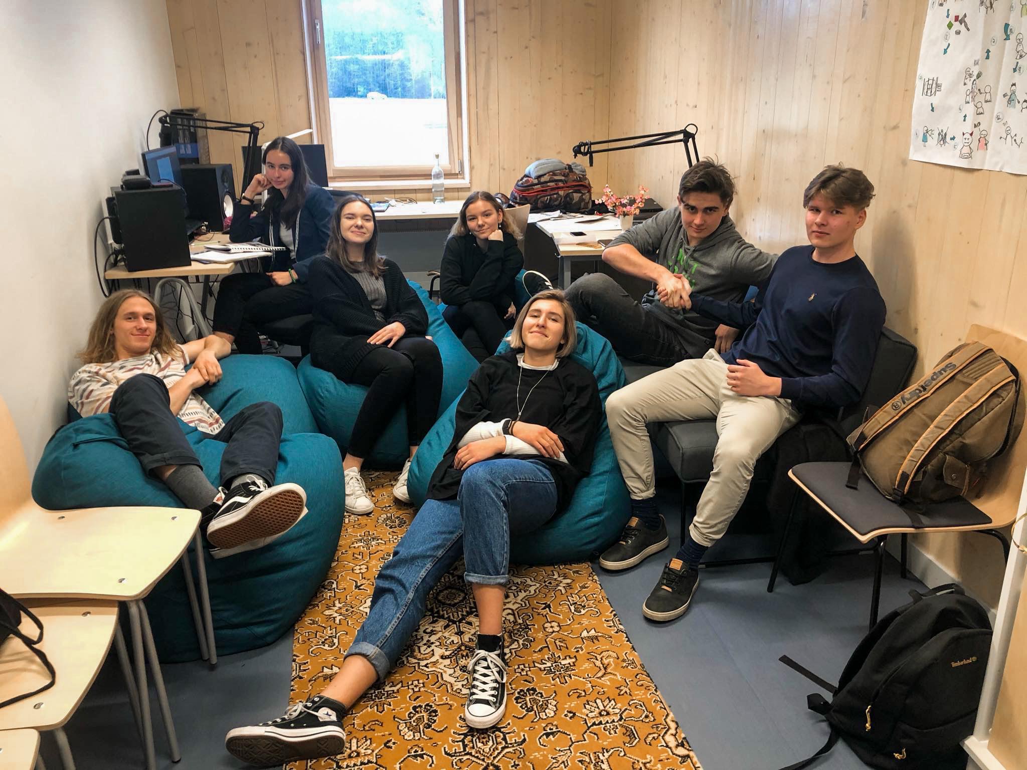 Kõik algab ideest – õpilasfirmad jagavad soovitusi