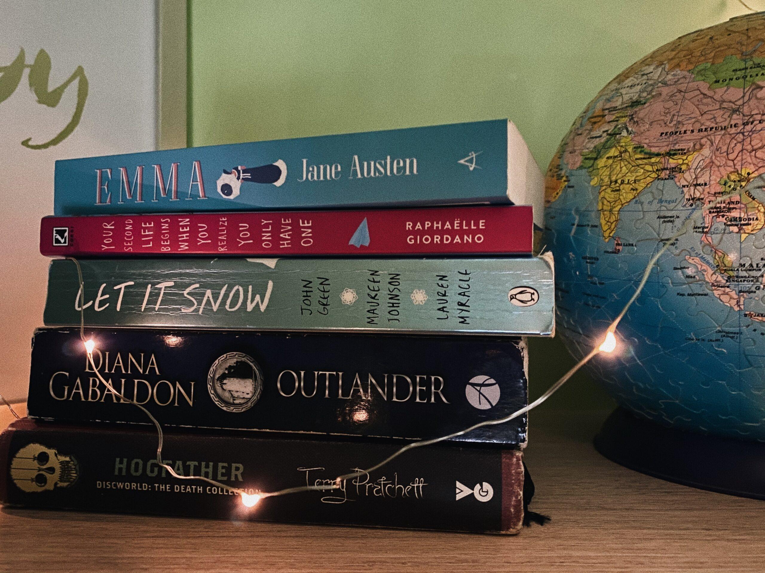 Viis raamatut, mis teevad novembri mõnusamaks